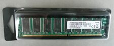 NCR DDR SDRAM DIMM 184 pin Memory Module 2.5V 1GB 128Mx64  AVM6428U52C5266K3-AP