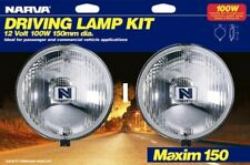 NARVA MAXIM150 DRIVING LIGHTS TO SUIT FORD FALCON - COURIER -TERRITORY