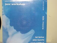 ADA MOORE - Jazz Workshop Vol.3 ~ DEBUT 15/ojc 1701 {nm} w/Alonzo Levister >RARE