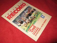 RARE.. Essendon v Hawthorn Sep 1985 2nd Semi Final   Vol 74 No 25  AWESOME