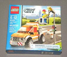 Light Repair Truck LEGO CITY Set 60054 NEW Sealed