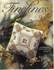 FineLines Magazine Winter 2002 Vol 6 No 3