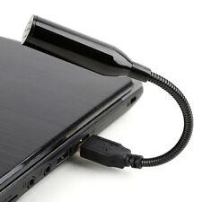 Laptop PC Microphone USB Directional Flexible 15cm 360º Rotation Sensitive Mic