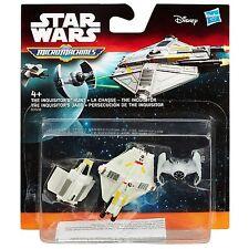 STAR Wars-MICRO MACHINES-Confezione da 3-b3508 L'INQUISITORE'S Hunt-NUOVO