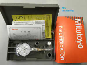 Genuine NEW Mitutoyo 513-402 Imperial Inch Dial Test Indicator Australia Stock