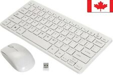 NEW Wireless Slim Keyboard and Cordless Mouse 2.4GHZ Combo Kit Set for PC Laptop