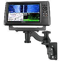 "RAM Mount 6"" Swing Arm Vertical Rectangle Base to suit Fishfinder & Marine GPS"