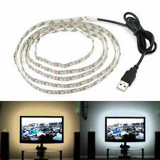 1/2/3/4/5M USB TV Desktop PC Computer INDOOR LED Strip Fairy Lights Lamp A38