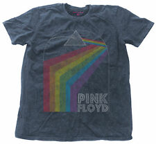 Pink Floyd Music T-Shirt Dark Side Of The Moon Tour Courier Prism Carnegie Hall
