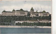BF32435 budapest chateau royal hungary  front/back image