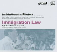 Law School Legends Audio on Immigration Law (Law School Legends Audio Series), S