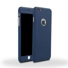 ETUI COQUE + VERRE TREMP�‰ PROTECTION 3D INT�‰GRALE 360° POUR iPhone 8/7/7 Plus