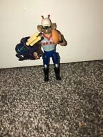Vintage Biker Mice From Mars Home-Run Throttle Complete figure