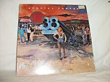 "Vintage 38 Special ""Special Forces"" 12"" LP 33rpm a&m records Rock (VG) (VG) 1982"