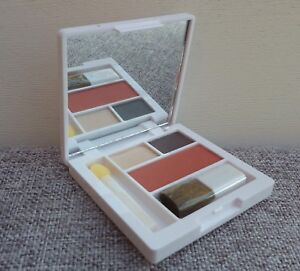 CLINIQUE all about shadow duo & soft-pressed powder blush Palette, #06, BrandNEW
