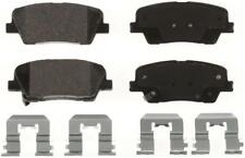 Disc Brake Pad Set-EX Rear Bendix D1284