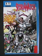 Stormwatch- Sourcebook 1 . One Shot . Image 1994 en Anglais
