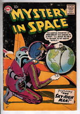 MYSTERY IN SPACE #49 DC 1959