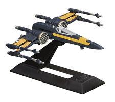 STAR WARS BLACK SERIES TITANIUM - DIE CAST : Poe Dameron X-Wing Fighter - Loose
