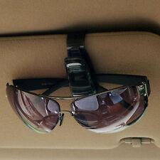 Car Auto Sun Visor Glasses Sunglasses Card Ticket Holder Clip Universal Kang