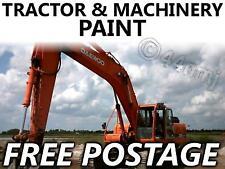 Tractor Agri Enamel Paint Daewoo Doosan Orange 1LT