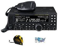 Yaesu FT-450D Base Station Radio 100W HF/6M   with FREE Radiowavz Antenna Tape!