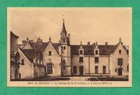 Château de la Prévallaye - L'entrée  (J2967)