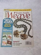 Beading Basics  Right Angle Weave from Bead and Button  (CB18)