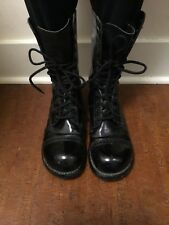 CORCORAN 1500 Jump Boots Black 10 Inch 12 Eyelet - Mens 9.5E -  Made in USA