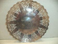 "S.A.S. Arlines Prima NY Silver Award Plate 111 PRIS ""HOSTLOVET"" 1961 SAS F.K."