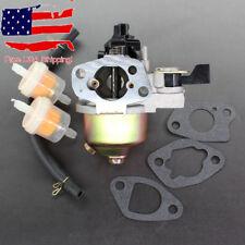 16100-ZE7-W21 Carburetor for Honda HR215 Push Mower 5.5 HP GXV160 Engine Carb