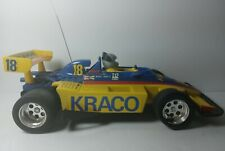 Rare Vintage 1987 TYCO R/C Indy Turbo KRACO Michael Andretti Remote Car PARTS