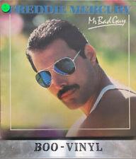 "Freddie Mercury Mr Bad Guy Vinyl Album 12"" LP 1985 Dutch Press CBS 86312 Ex Con"