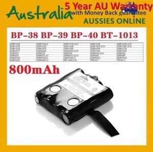 *2021* BP38/40 800mAh Ni-MH Battery for Motorola TLKR T6 T8 Interphones BC851