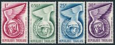 Togo 417-420,MNH.Mi 335-338. Astronauts of 1961.Gagarin,Shepard,Grissom,Titov.