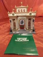 Dept 56 Christmas In The City Heritage Museum Of Art #58831 Retired 1998 W/Box