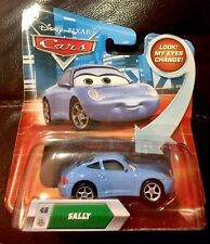 "🏁 Disney Pixar Cars ""SALLY"" Sky Blue Car 🏁"