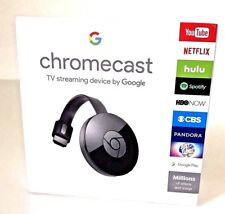 NEW Chromecast TV Streaming Device by Google - Second Generation