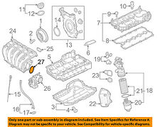 VW VOLKSWAGEN OEM 09-14 Jetta Throttle Body-Gasket 07K129748A