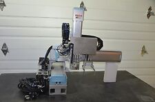 Yamaha MXYX Cartesian XYZ Robot Module with Biophile Microplate Sample Handler