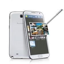 Blanc  Samsung Galaxy Note 2 II GT-N7100 -16 Go(Débloqué) Smartphone Mobile