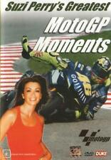 Suzi Perry's Greatest MotoGP Moments - Motorcycle Racing DVD BC22693 T