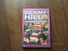 DVD HUMOUR BENNY HILL integrale episodes 9 & 10