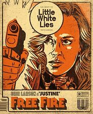 Little White Lies Magazine #69 The Free Fire Issue NEW