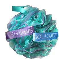 Loofah Bath Shower Sponges Swirl Set Xl Big Full Lather Body Cleanse 4Pck Color