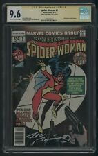 SPIDER WOMAN  1 CGC 9.6 4/78 NEW ORIGIN OF SPIDER WOMAN SS JOE SINNOTT NEWSSTAND