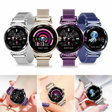 Heart Rate Smart Watch Bracelet Sport Fitness Women Tracker For iOS Android+Box