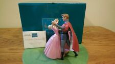 """Wdcc Sleeping Beauty Aurora and Phillip """"A Dance in the Clouds-Pink"""" Le & Signed"""