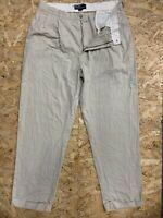 POLO Ralph Lauren HAMMOND Men's Trousers Pants Chinos W38 L32 Beige Stone