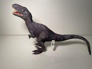 Jurassic World Blue Raptor Plush Universal Studios Velociraptor